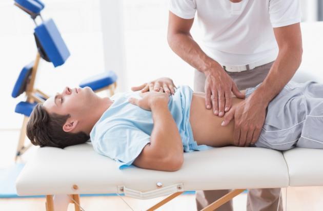 dolori al basso ventre destra